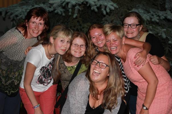 Love u girls !