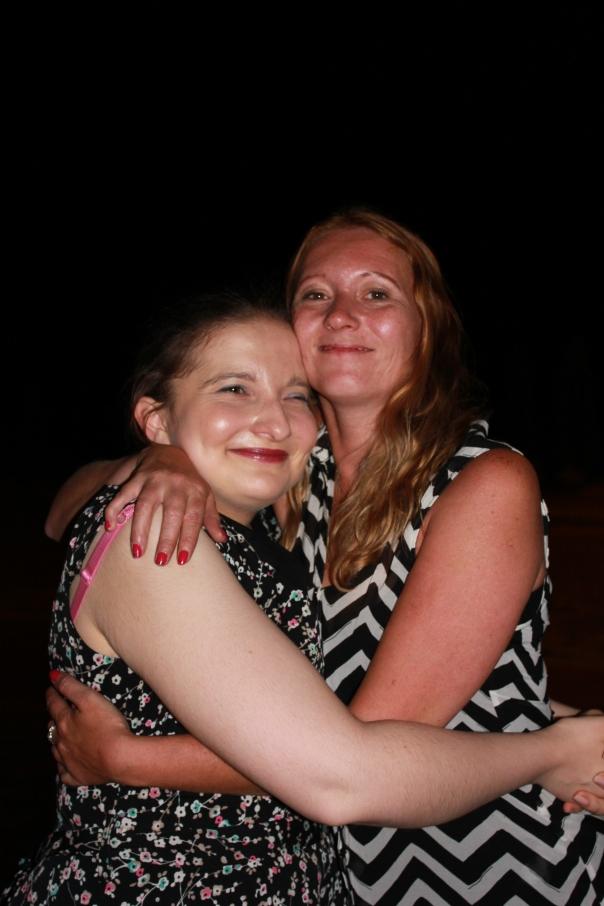 Karina and I <3